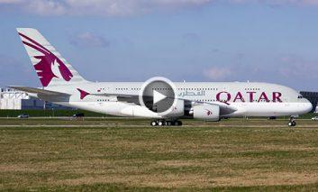 تماشای ایرباس A380 غولپیکر، از آغاز تا پرواز