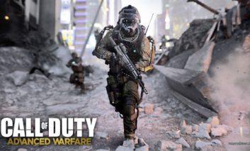 ویدیو جدید از گیمپلی Call of Duty: Advanced Warfare