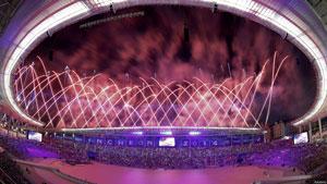 مراسم افتتاحیه بازیهای آسیایی ۲۰۱۴