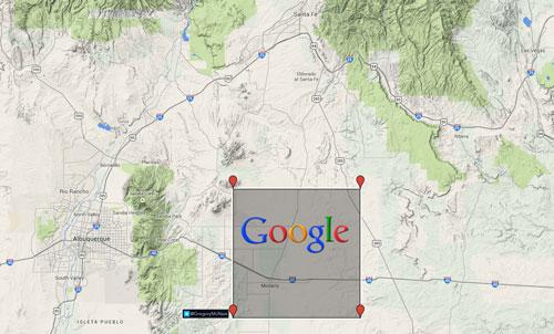 برنامه گوگل برای عرضه اینترنت بیسیم با پهپاد در نیومکزیکو