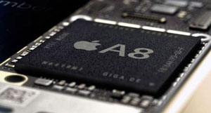 آیفونهای جدید از پردازنده ۲۰ نانومتری A8 ساخت TSMC بهره میبرند