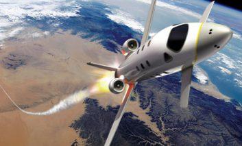 آیا با هواپیما میتوان به فضا رفت؟