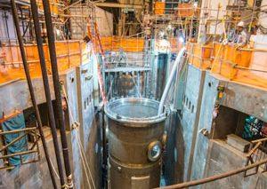اولین نیروگاه اتمی آمریکا در قرن ۲۱ به زودی افتتاح میشود