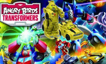 اولین تریلر شگفتانگیز Angry Birds Transformers
