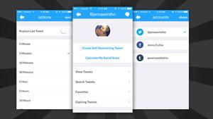 اپلیکیشن Xpire، ارسال پیام به سبک کاراگاه گجت