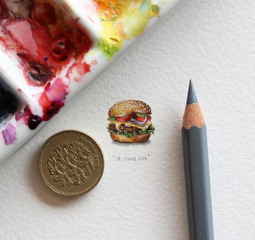 کارتپستالهایی برای مورچهها + ویدیو