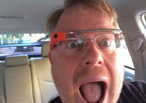 پیامکبازی خطرناک با عینک گوگل