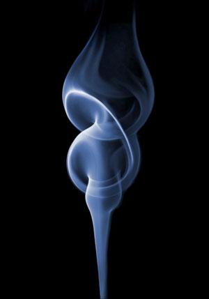 نگاهی متفاوت به دود سیگار