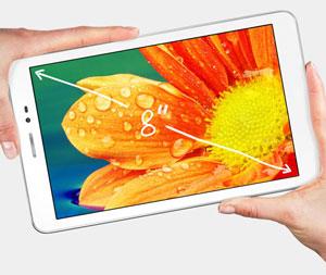 رونمایی از تبلت Honor هواوی، نمایشگر ۸ اینچ و پشتیبانی از ۳G