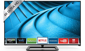 تلویزیون ۴K خوشقیمت Vizio بالاخره به بازار آمد