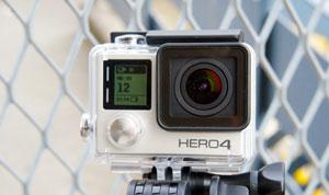 دوربین عجیب اما حرفهای GoPro HERO4 برای ضبط ویدئویی ۴K