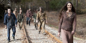 ساخت مجموعهای جدید بر اساس سریال «The Walking Dead»