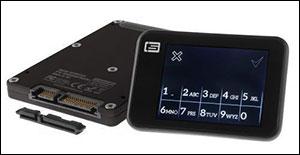 ابزار ذخیره سازی SSD با قابلیت تخریب از راه دور!