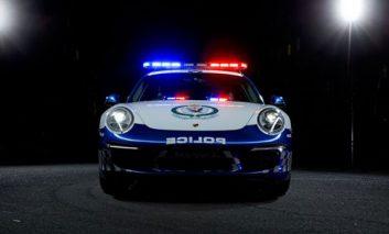 پورشه ۹۱۱ جدید در اختیار پلیس استرالیا
