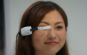 عینک هوشمند ووزیکس با آیفون شما حرف میزند