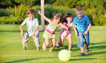 افزایش مهارتهای ذهنی کودکان از طریق بازیهای پرجنبوجوش