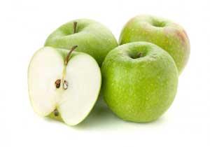پیشگیری از بیماری چاقی با مصرف روزانه سیب!