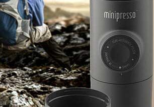 دستگاه قهوهساز در جیب شما!
