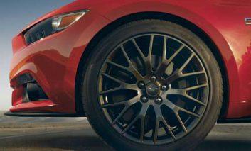 Mustang شرکت فورد مدرن میشود
