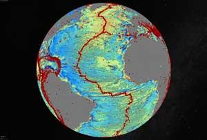 سفر به اعماق اقیانوس با نقشههای ماهوارهای