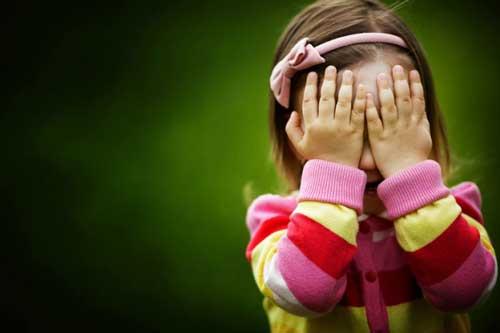 یادگیری کودکان خجالتی