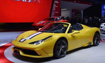 نمایشگاه خودرو پاریس ۲۰۱۴ - قسمت اول