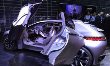 نمایشگاه خودرو پاریس ۲۰۱۴ - قسمت دوم