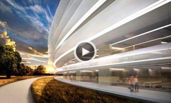 اتمام بخش مهمی از فنداسیون Apple Campus 2  + ویدیو