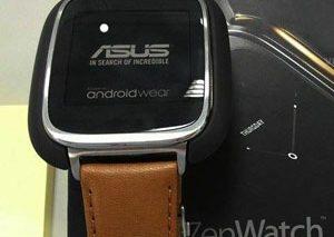 عرضه محدود ساعت هوشمند ZenWatch ایسوس از ماه آینده