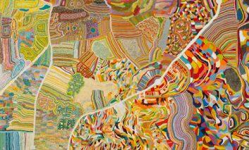 جشنواره شنهای رنگی؛ هنر «مارتو»