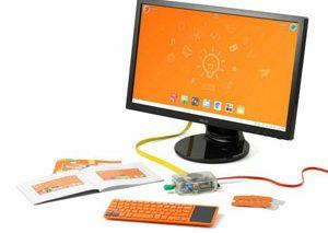 کامپیوتری که کودکی ۷ ساله نیز میتواند راهاندازی کند