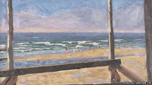 نقاشیهای «وینستون چرچیل» جزو آثار ملی میشوند