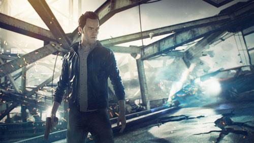 ویدیویی جدید از بازی Quantum Break منتشر شد + ویدیو