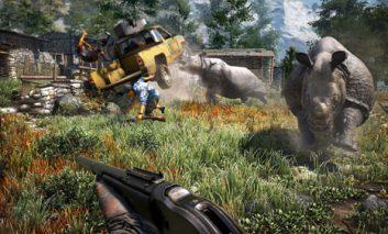 گردش در هیمالیا با جدیدترین تریلر Far Cry 4 + ویدیو