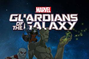 ساخت مجموعه انیمیشن «Guardians of the Galaxy»
