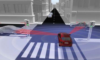 ساخت سیستم حسگر پیشگیری از تصادف ۳۶۰ درجهای توسط شرکت ولوو