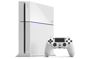 PS4 سفید رنگ ۲۵ مهر وارد بازار میشود