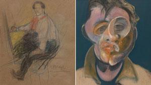 نمایش خودنگارهای از «پیکاسو» برای اولین بار