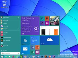 دانلود یک میلیون نسخه Windows 10 Preview تنها در ۲ هفته