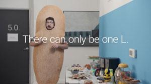 انتشار ویدیوی تبلیغاتی گوگل و شوخی با نامهای احتمالی اندروید L
