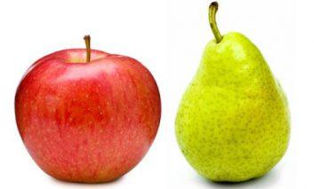 چرا بدن برخیها به شکل سیب و برخی به شکل گلابی است؟
