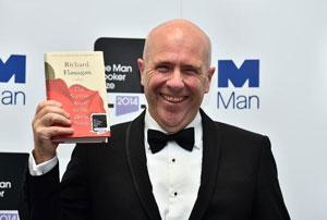 « ریچارد فلانگان» نویسنده استرالیایی برنده جایزه «مَن بوکر ۲۰۱۴»