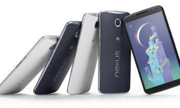 رونمایی رسمی نکسوس ۶ گوگل و آغاز پیشفروش از هفتم آبان