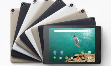 Nexus 9 از اوایل ماه آینده با قیمت ۳۹۹ دلار وارد بازار میشود
