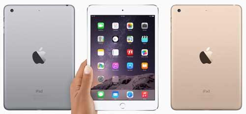دومین آیپد هم رسما معرفی شد: iPad mini 3