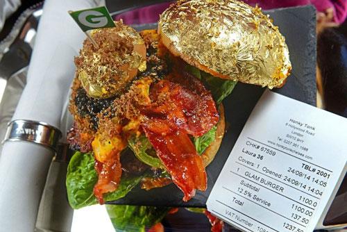 رستورانی که با یک همبرگر جیب مشتریها را خالی میکند