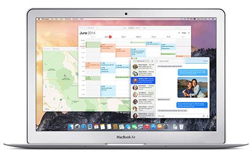 تاریخچه تصویری OS X – سیستم عامل دسکتاپ اپل