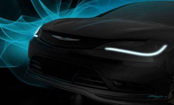 رونمایی شرکت Chrysler از اتومبیلهای نمایشگاه SEMA