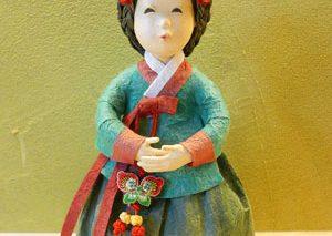 معرفی عروسکهای سنتی: «هانجی» از کره