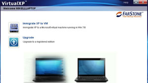 VirtualXP، ابزار انتقال ویندوز XP به ویندوزهای ۷ و ۸